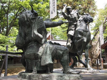 川中島古戦場 八幡社 (5)