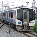 電車のようで電車じゃない。仙石東北ライン。  @仙石線 陸前赤井