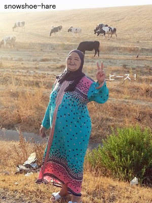 チュニジア人のおばあちゃん