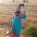 Photos: チュニジア人のおばあちゃん