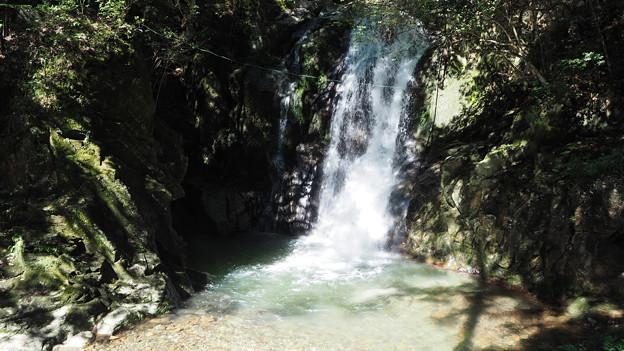 オリンパスE-M10 琴弾の滝