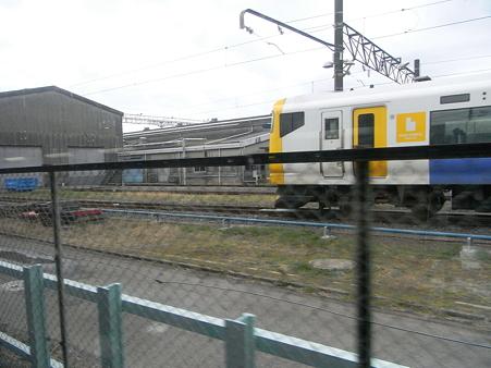 快速エアポート成田の車窓35