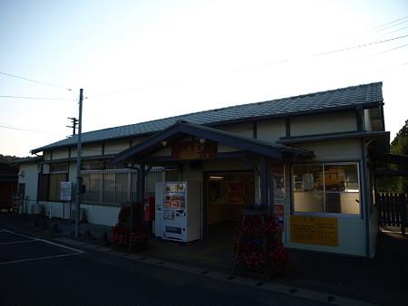 久留里駅1