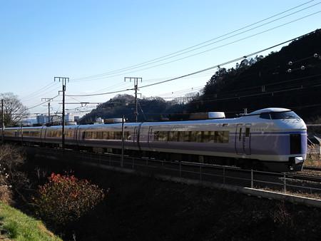 E351系中央本線(高尾界隈)2