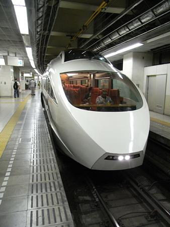 50000形(新宿駅)4