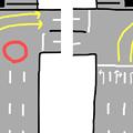 Photos: 今日こんな車居たからちょっと愚痴りたい。わし真ん中車線。車線跨ぐのやめてくれ。