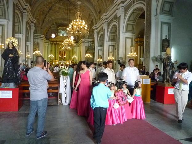 サン・アグスチン教会 San Agustin Church in Manila