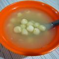 花より蓮子湯  Sweet lotus seeds soup dessert