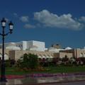 写真: 花咲くアラム宮殿 Al Alam Palace,Oman