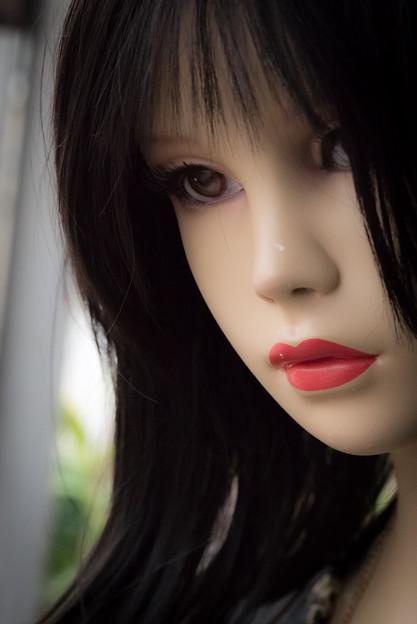 Photos: 美人のマネキン?@鴻巣