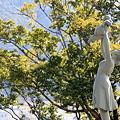写真: 2012.01.26 長崎 平和公園 人生の喜び