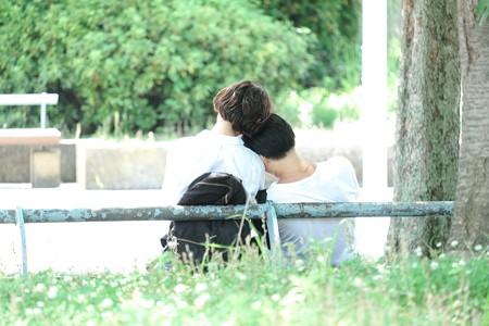 2015.06.28 山下公園 ベンチ