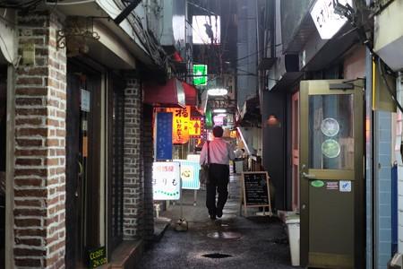 2015.07.09 大井町 駅近路地
