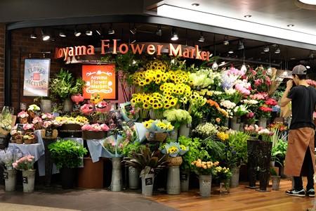 2015.07.27 横浜 青山フラワーマーケット相鉄ジョイナス店