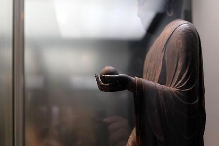 2015.08.15 東京国立博物館 地蔵菩薩立像 鎌倉時代 C-332