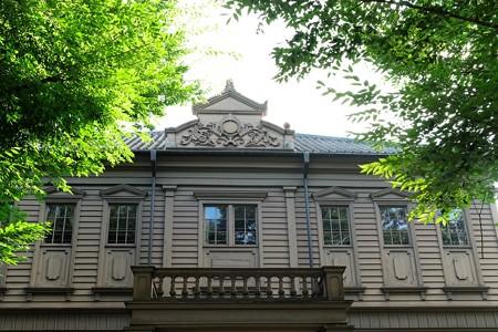 2015.08.15 上野公園 旧東京音楽学校奏楽堂