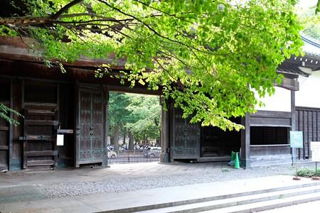 2015.08.15 東京国立博物館 黒門