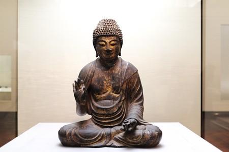 2015.08.15 東京国立博物館 薬師如来坐像 奈良 C-1849