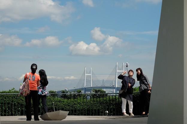 2015.09.11 山手 港の見える丘公園 記念写真