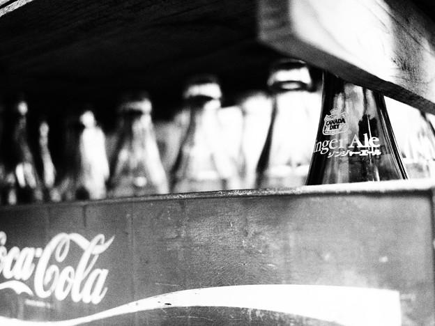 cokeの箱