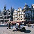 写真: ベルギー ブリュッセル グランプラス