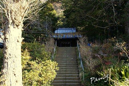 白山神社(鎌倉)・・4