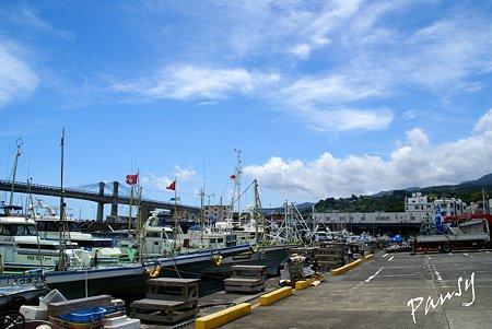 小田原漁港の風景・・4