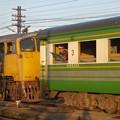 発車するハジャイ行き普通列車