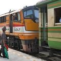 スンガイコーロック行き普通列車、Khao Chum Thong Junction