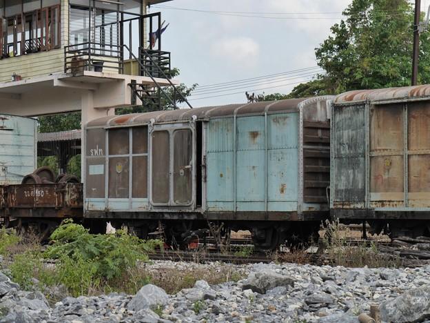 CG.151401、Khao Chum Thong Junction、タイ国鉄