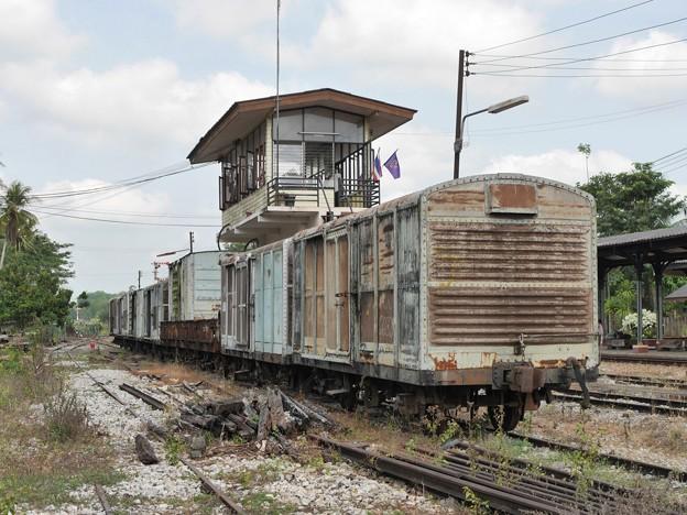 CG.150371、Khao Chum Thong Junction、タイ国鉄