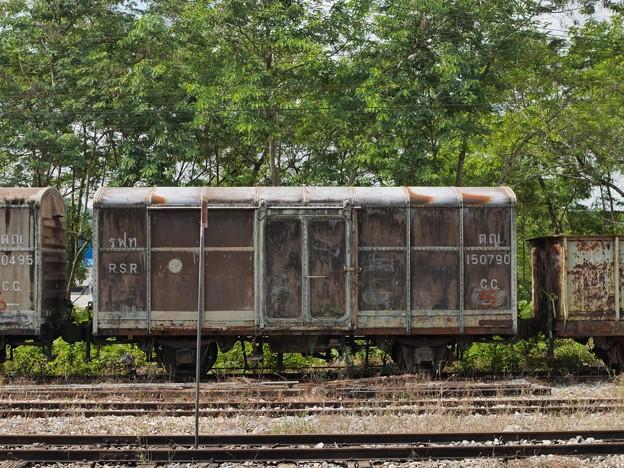CG.150790、Khao Chum Thong Junction、タイ国鉄