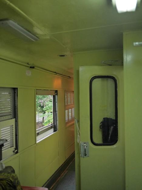 食堂車の車内、BRC.1018、タイ国鉄