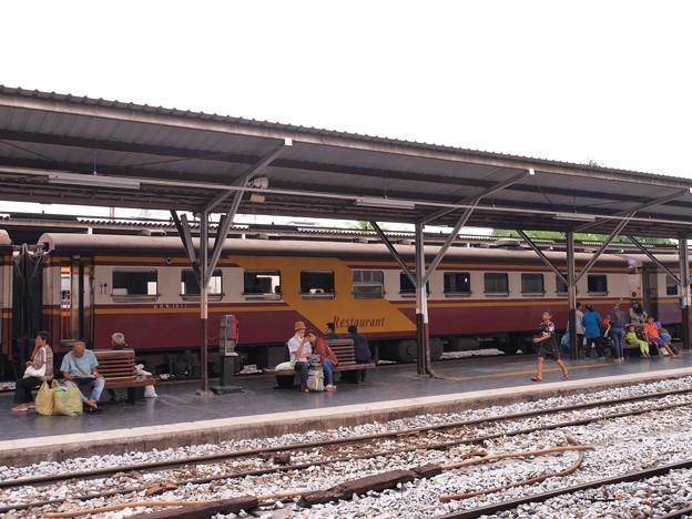 BRC.1011、Hua Lamphong、タイ国鉄