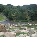 Photos: 石の遊び場から撮影