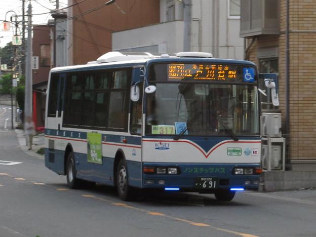 【京成バス】3317号車