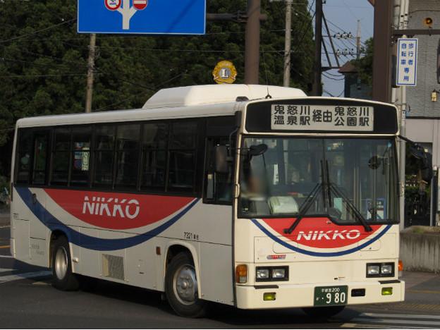 【日光交通】7321号車