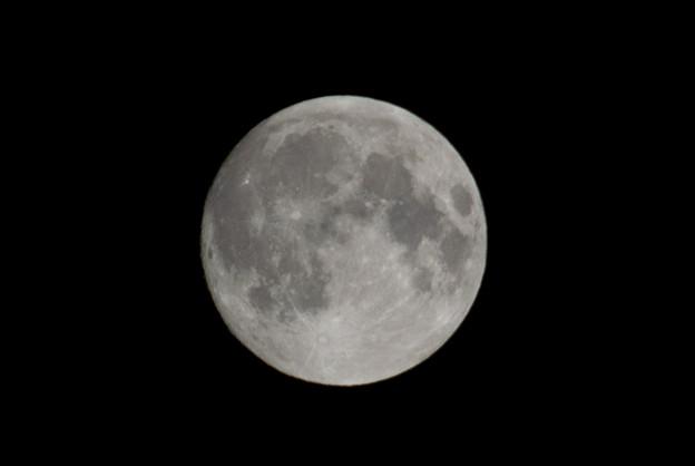 9月27日(日)の月