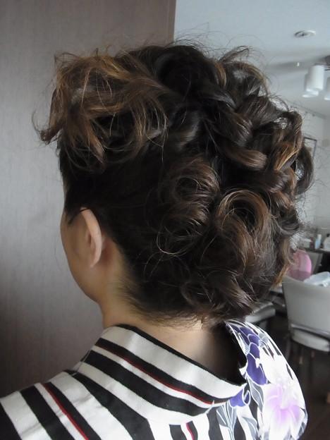 今年の髪型