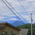 写真: 甲斐駒ケ岳20150725