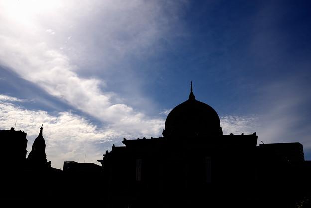 写真: 朝雲