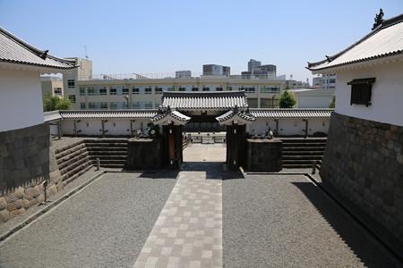 駿府城・東御門 - 28