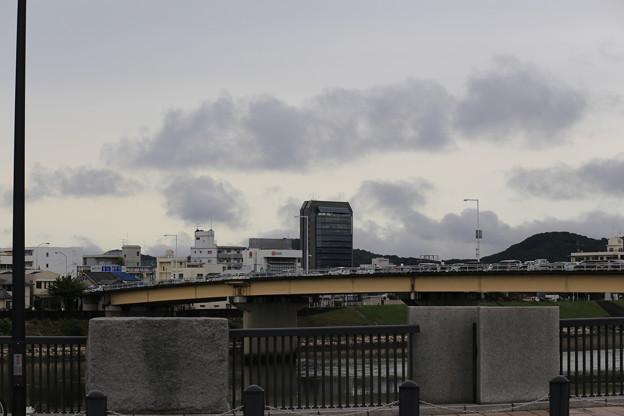 ベネッセ本社と暗雲