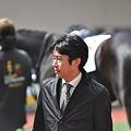 Photos: 松永幹夫調教師