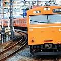 Photos: 大阪環状線(内回り) 103系 LA5編成