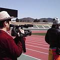 Photos: 長良川競技場なう。ビデオ撮...