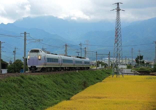 Photos: E351 大糸線100周年号 回9213M