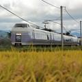 E351 大糸線100周年号 9214M