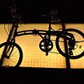 Photos: 陰と陽・自転車