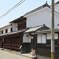 Photos: 110518-44萩市・菊屋家住宅